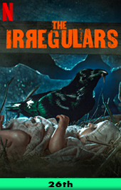 the irregulars movie poster vod netflix