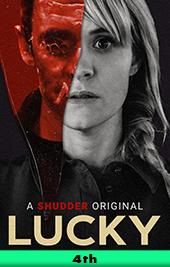 lucky movie poster shudder vod
