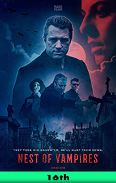 nest of vampires movie poster vod