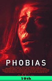 phobias movie poster vod