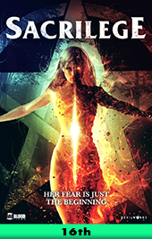 sacrilege movie poster vod