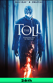 the toll movie poster vod