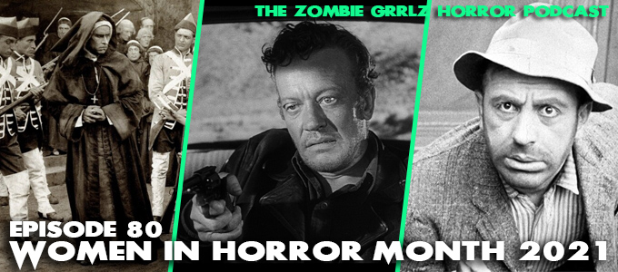 the zombie grrlz horror podcast episode 80