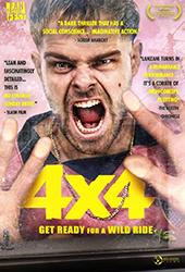 4x4 movie poster vod