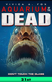 aquarium of the dead movie poster vod