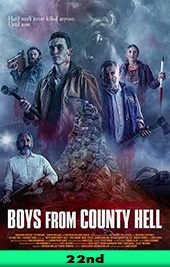 the boys from county hell movie poster vod shudder