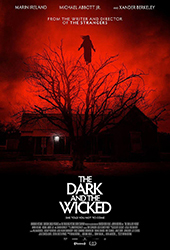 the dark and the wicked movie poster vod shudder
