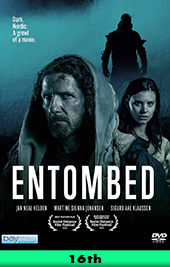 entombed movie poster vod