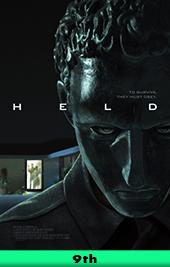 held movie poster vod