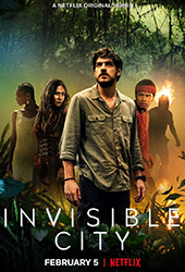 invisible city movie poster vod netflix