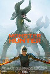 monster hunter movie poster vod