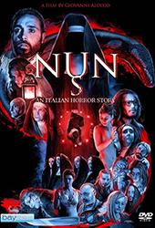 nuns movie poster vod