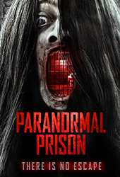 paranormal prison movie poster vod