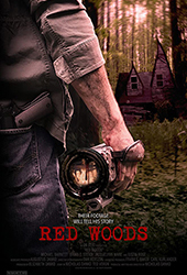 red woods movie poster vod