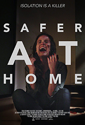 safer at home movie poster vod