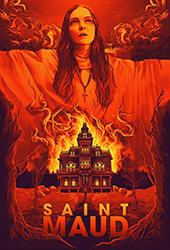saint maud movie poster vod