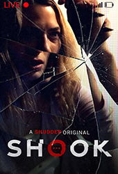 shook movie poster vod shudder