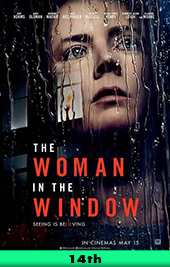 the woman in the window movie poster vod