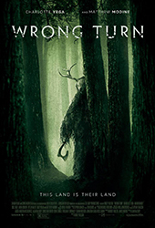 wrong turn movie poster vod