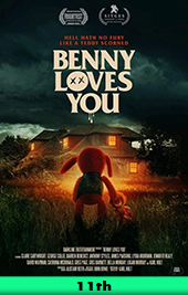 benny loves you movie poster vod