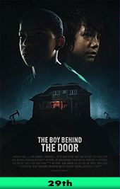 the boy behind the door movie poster vod shudder