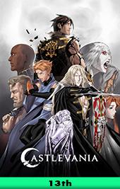 castlevania season 4 netflix vod