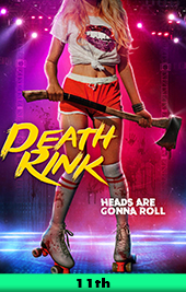 death rink movie poster vod
