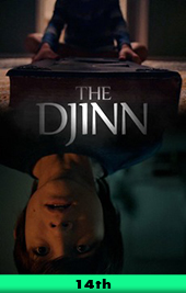 the djinn movie poster vod