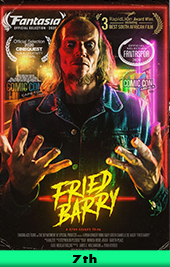 fried barry movie poster vod