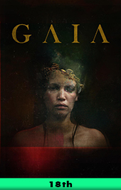 gaia movie poster vod