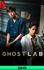 ghost lab movie poster vod netflix