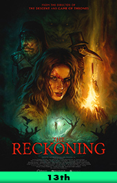 the reckoning movie poster vod