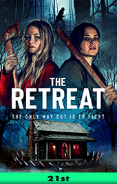 the retreat movie poster vod