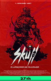 skull the mask movie poster vod