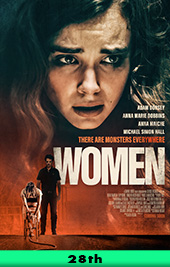 women movie poster vod