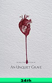 an unquiet grave movie poster vod