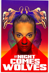 at night comes wolves movie poster vod