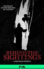 behind the sightings movie poster vod