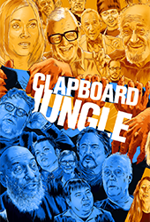 clapboard jungle movie poster vod