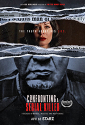 confronting a serial killer movie poster vod