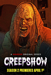 creepshow movie poster vod