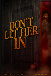 dont let her in movie poster vod