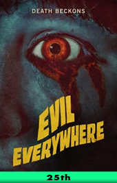 evil everywhere movie poster vod