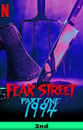fear street part one 1994 poster netflix vod