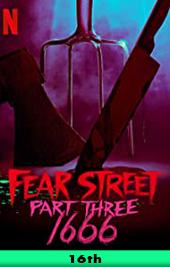 fear street part three 1666 movie poster vod netflix