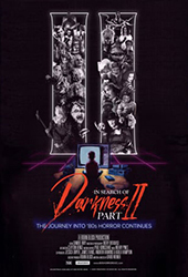 in search of darkness II movie poster vod