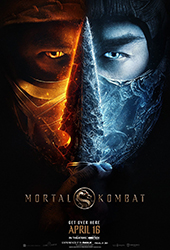 mortal kombat movie poster vod
