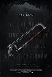 the oak room movie poster vod