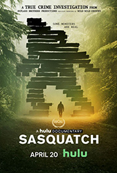 sasquatch movie poster vod