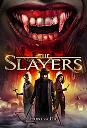 the slayers movie poster vod